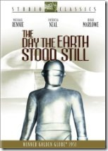 Get your copy of the day the earth stood still on DVD and help support the project