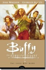 buffy the vampire slayer season 8 vol 1