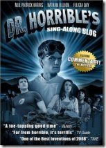 Get your copy of Doctor Horrible's Sing-Along Blog here and help support the project