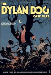 get your copy of The Dylan Dog Case Files Comic Here