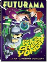 get your copy of Futurama into the Wild Green Yonder here and help support the project