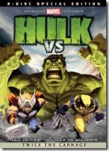 hulk-vs Review: Hulk Vs. Thor