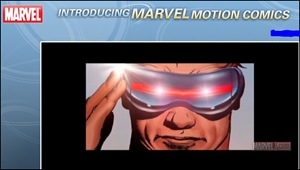 Marvel Motion Comics