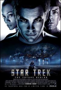 """Star Trek """"fan"""" Poster"""