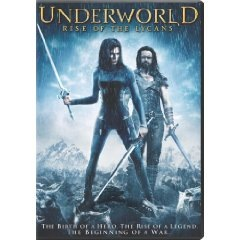 Get your Copy of Underworld: rise of the Lycans here thorugh amazon