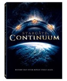 Get your copy of Stargate: continuum here