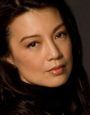 ming na, Camille Wray from stargate Universe