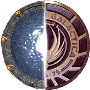 stargate v battlestar galactica