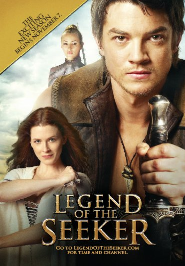 Legend of the Seeker season 2 poster 1