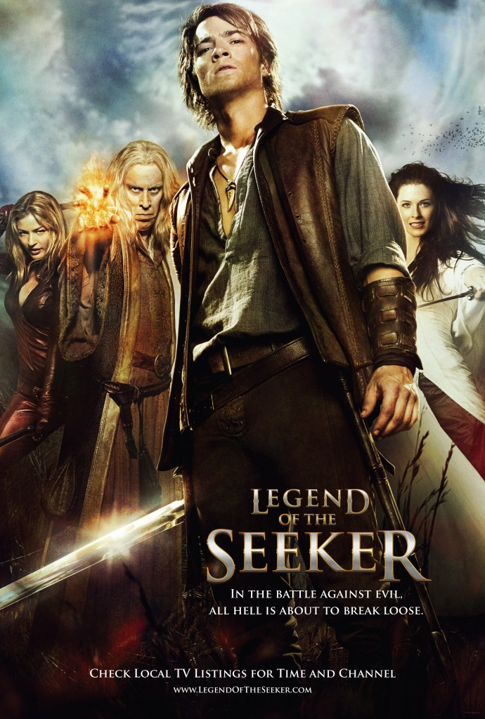 Legend of the Seeker season 2 poster 2