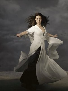 Kahlan white dress