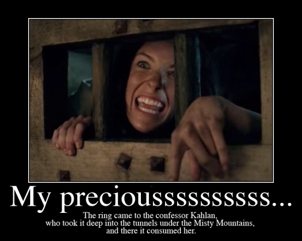 Legend of the Seeker: Kahlan's Precious