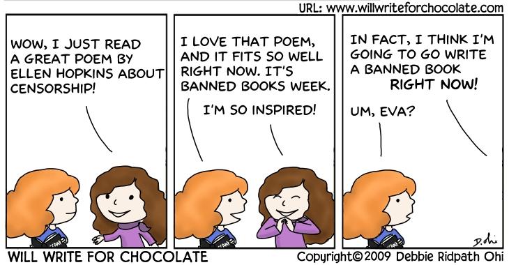 chocolate war banned essay