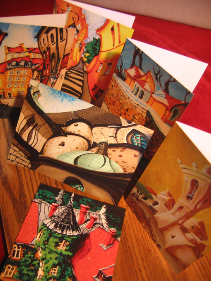 Bundles of greeting cards are just one of the options now available to purchase online!
