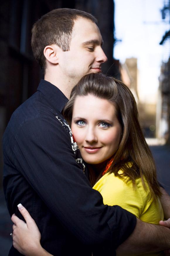Kristi and Josh