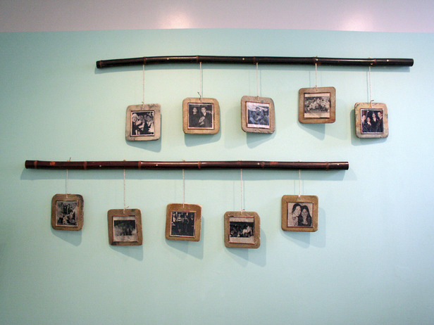 bamboo-tile-photo-display