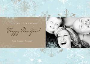 Photo Holiday Cards by Paper and Ink Studio