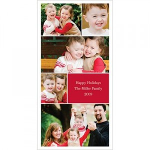 Peartree Holiday Photo Card