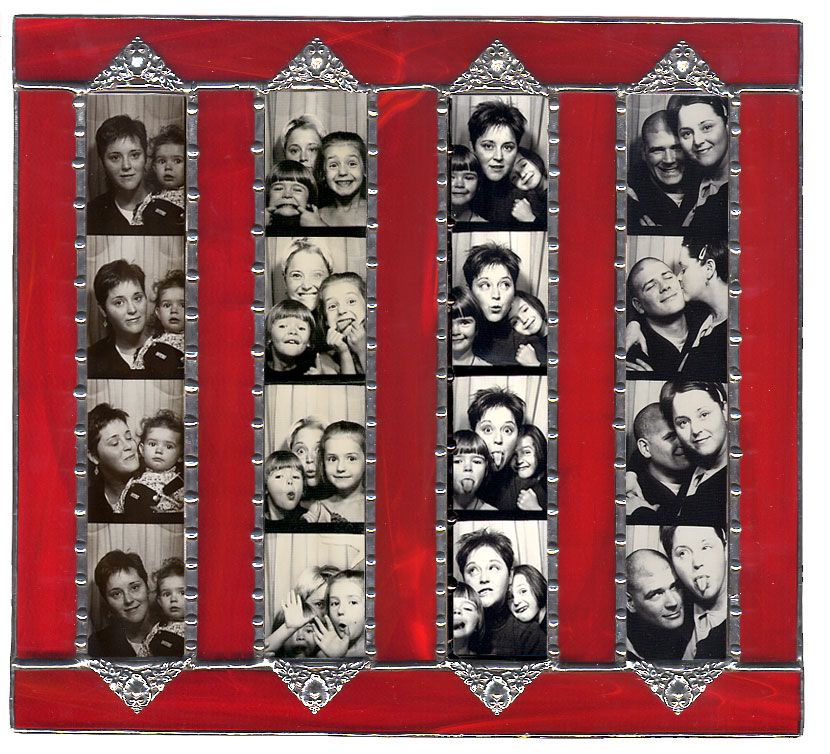 photo booth picture frame