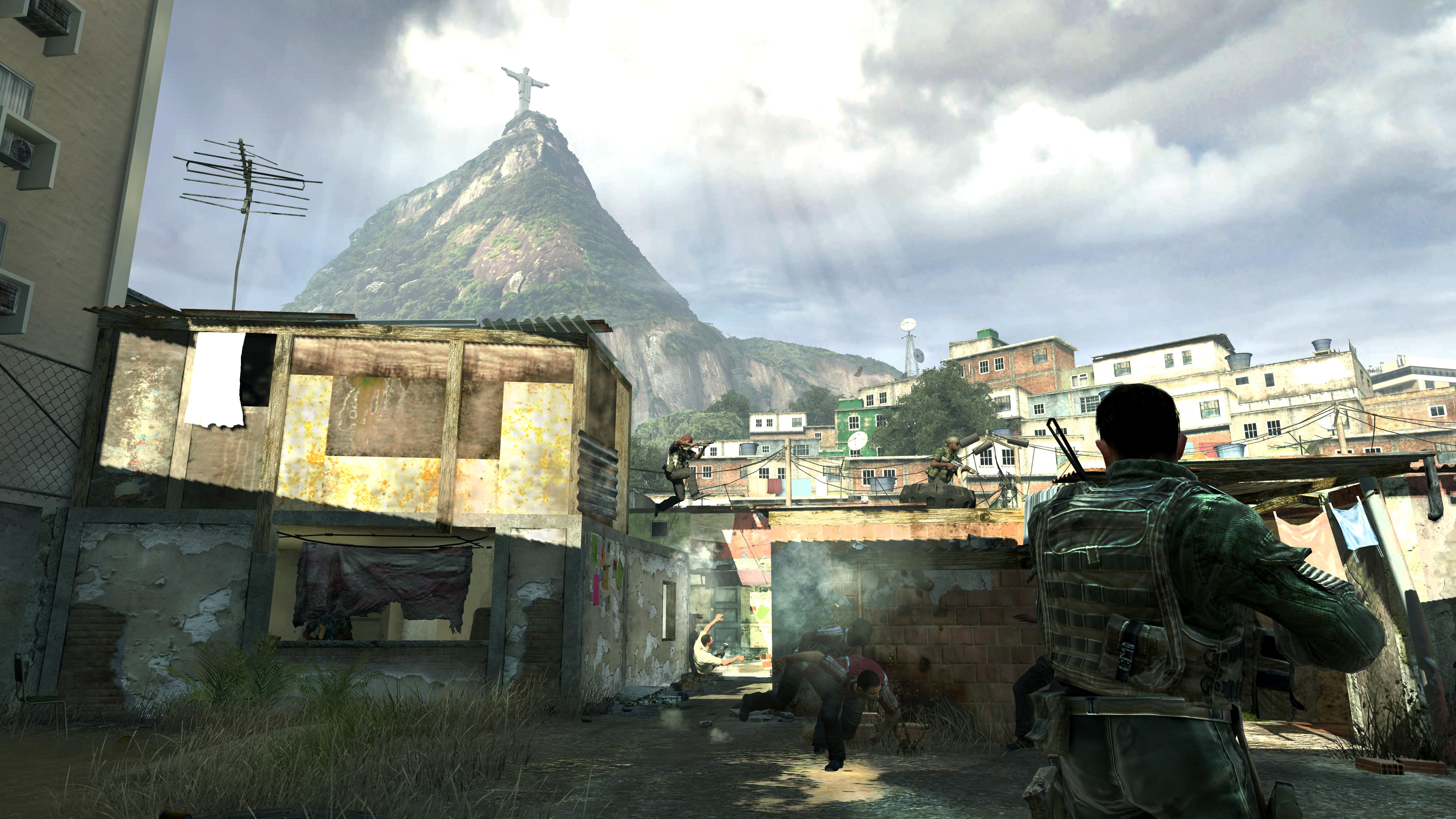 Favela Shootout