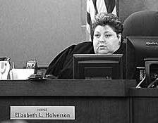 Judge Elizabeth Halverson