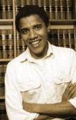Obama in 1990