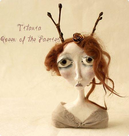 Titania blog