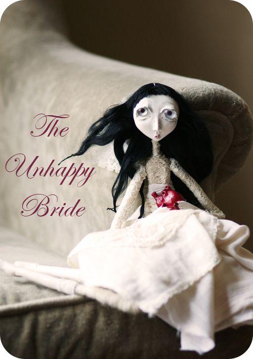 Unhappy bride chair etsy