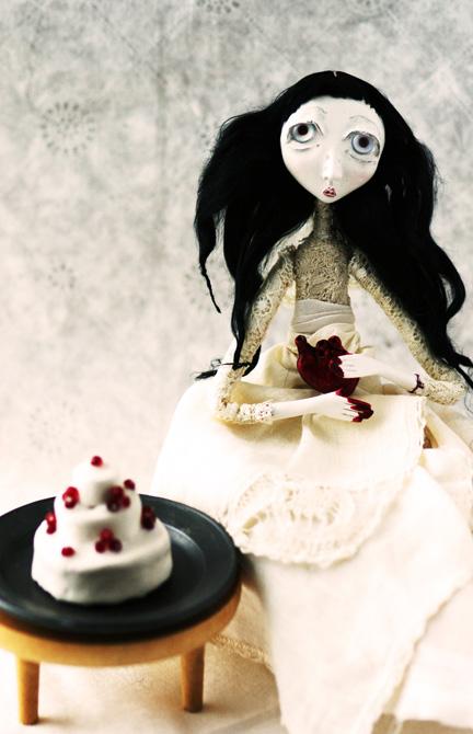 Bloody valentine (etsy)