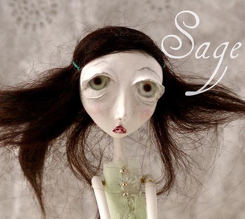 Sage w: text