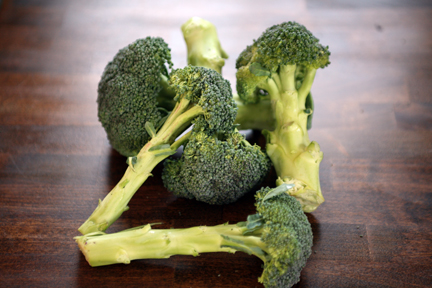 Double H Farm broccoli