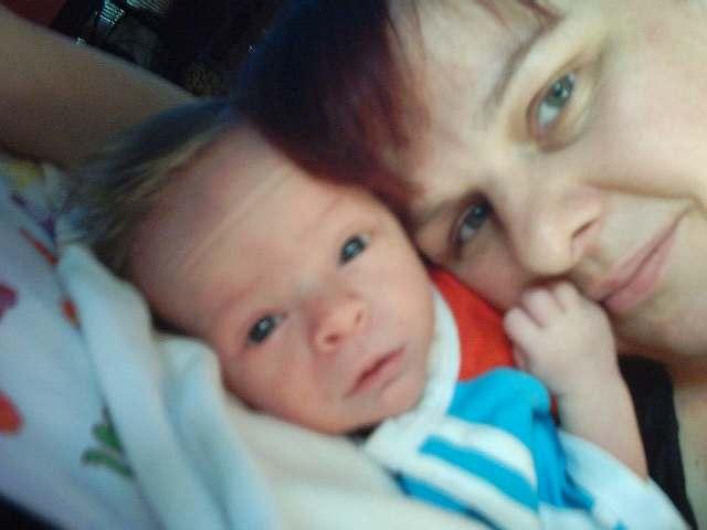 Spike and Mum