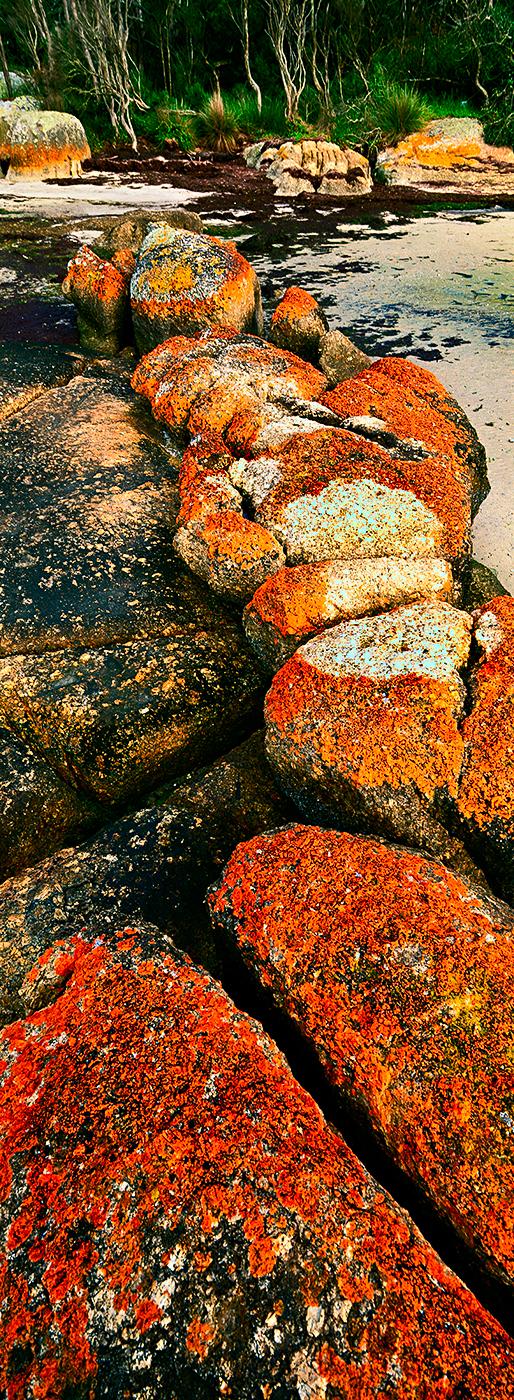Orange Rocks_Duck Point