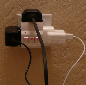 Three Plug With Switches