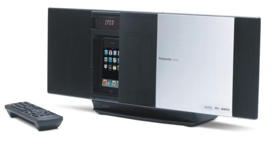 Panasonic SC-HC3DB