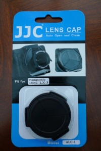 The JJC ALC-3 Lens Cap