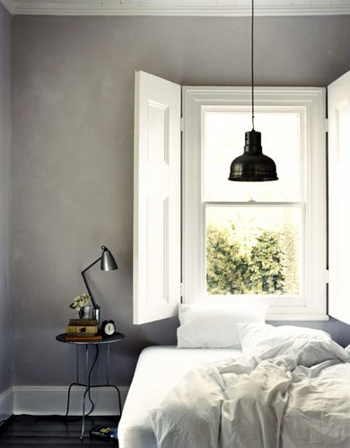 black-pendant-bedroom