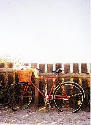 vintage-inspired-bicycle-with-basket-beach