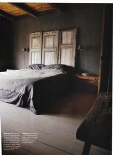 grey-walls-white-floors-linen-bedroom