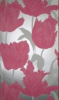 bold-pink-tulip-wallpaper