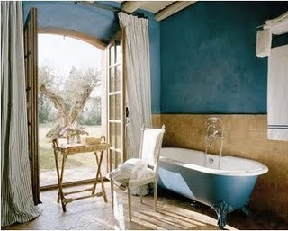 blue-claw-foot-bathtub-window