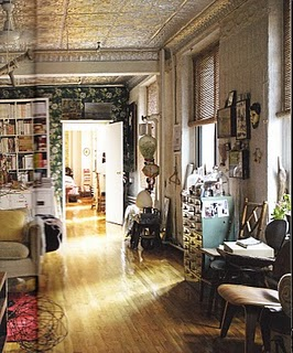 open-concept-loft-ecclectic
