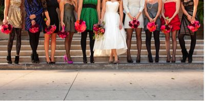 bridal-party-bride-flowers-wedding-photography