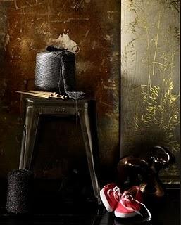 string-stool