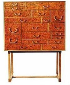 brass-legged-chest-of-drawers
