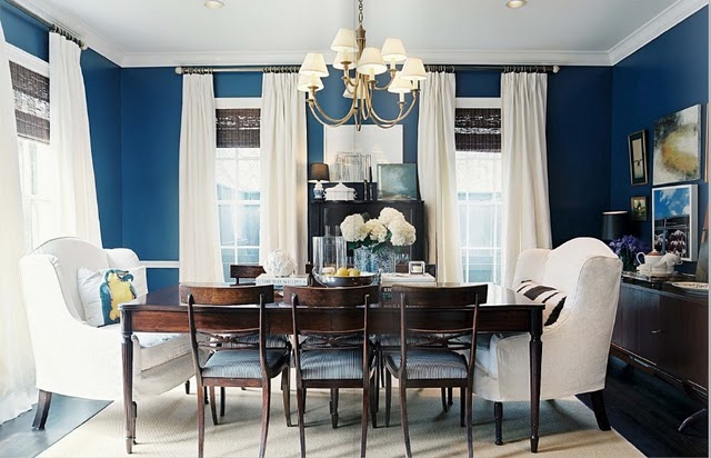 blue-wall-dining-room