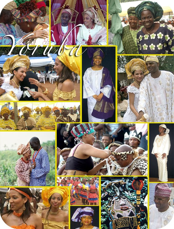 yoruba wedding The Yoruba African Wedding