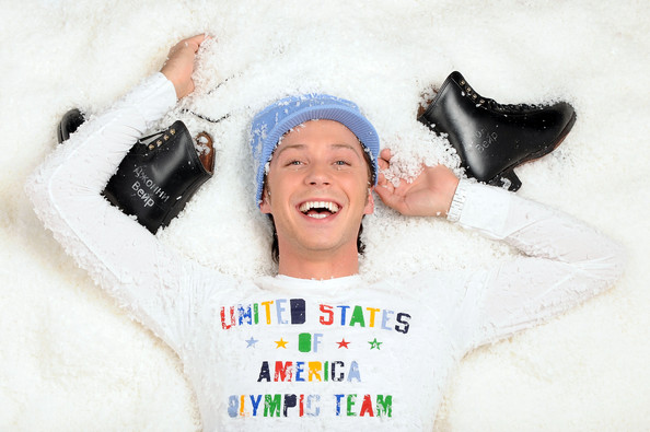 johnny weir boyfriend. (Johnny Weir, my Olympics