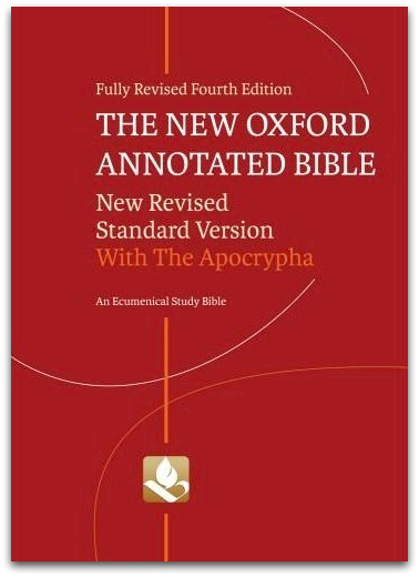 Oxford Annotated Bible