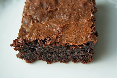 deep dark brownies from the Chocolate Bar cookbook - Home - the peche
